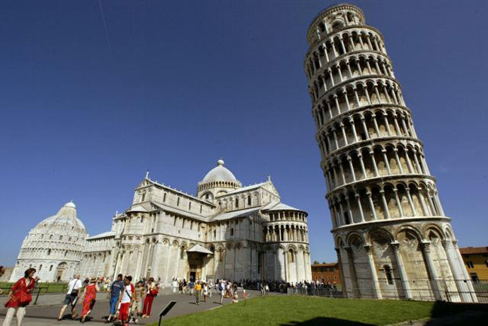 Откриена тајната на кривата кула во Пиза: Како останува отпорна на земјотреси?