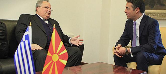"""Во Солун нов обид за приближување на ставовите за """"најтешките прашања"""""""