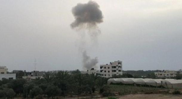 Шест Палестинци убиени во експлозија во Газа
