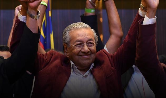 Малезија доби 92 годишен премиер