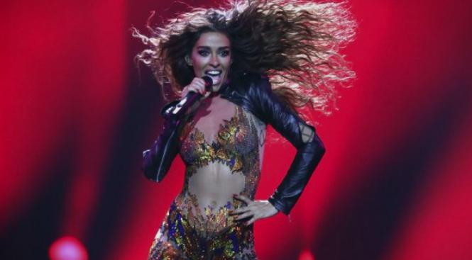 Кипарската тигрица го освои второто место на Евровизија, а еве како ги почести фановите (ФОТО)