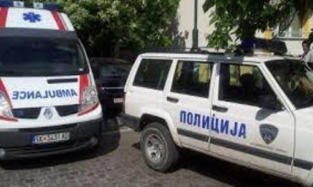 Велешанец со тешки повреди заврши на скопските клиники