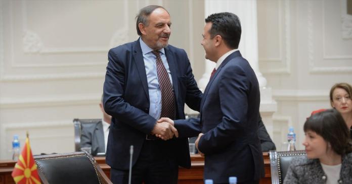 Самка Ибраимоски не беше консултиран и не се согласува со влегувањето на Амди Бајрам во Владата