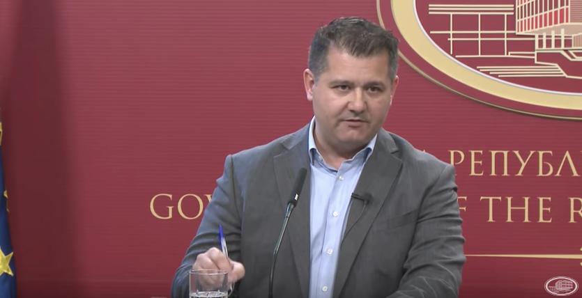 Чакаровски и Алаѓозовски со нови функции: Бошњаковски објасни дека позицијата национален координатор не е нова