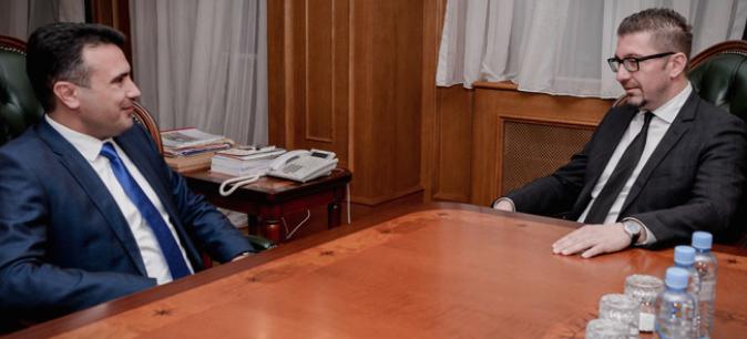 МТВ се понуди да го организира ТВ дуелот Заев-Мицкоски