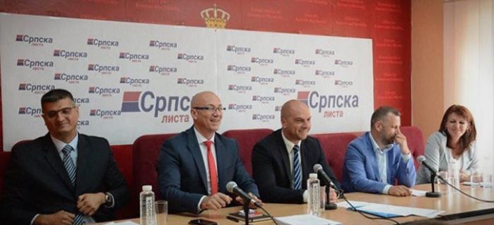 Српска листа се враќа во косовската Влада по Самитот во Софија