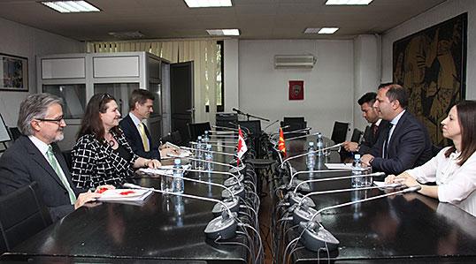 Потпишан Меморандум за меѓувладини трансакции меѓу Македонија и Канада