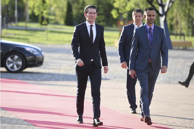 Курц: Интеграциите на Западен Балкан приоритет за време на претседавањето на Австрија со ЕУ