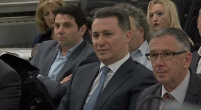 Груевски: Сите сведоци дури и вештите лица сведочеа во корист на одбраната