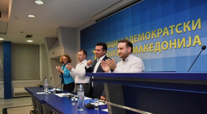 Мисајловски: Власта на СДСМ не може да каже еден километар автопат што го ветиле и направиле