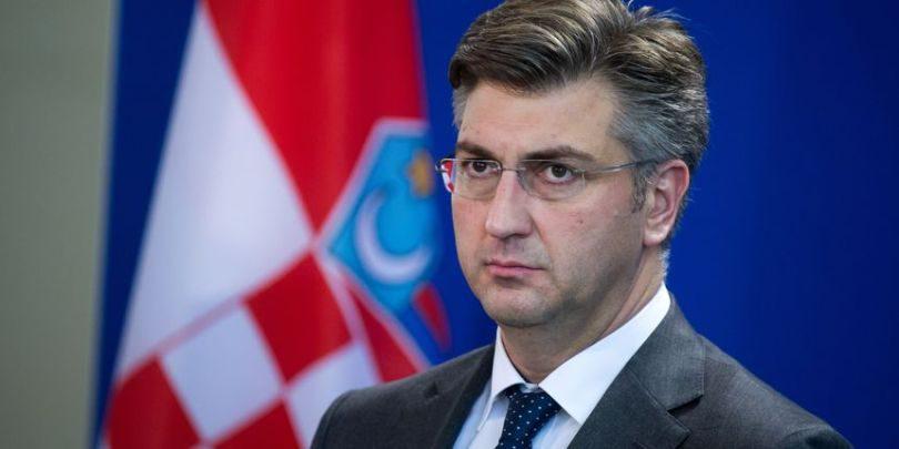 Постапка против хрватскиот премиер Пленковиќ и неговите министри поради судир на интерес