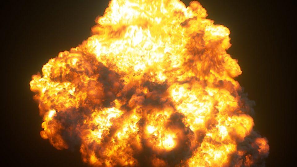 Експлозија во Хаг: Се урна зграда