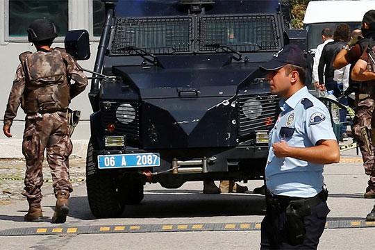 Операција против ИД во Адана, голем број уапсени