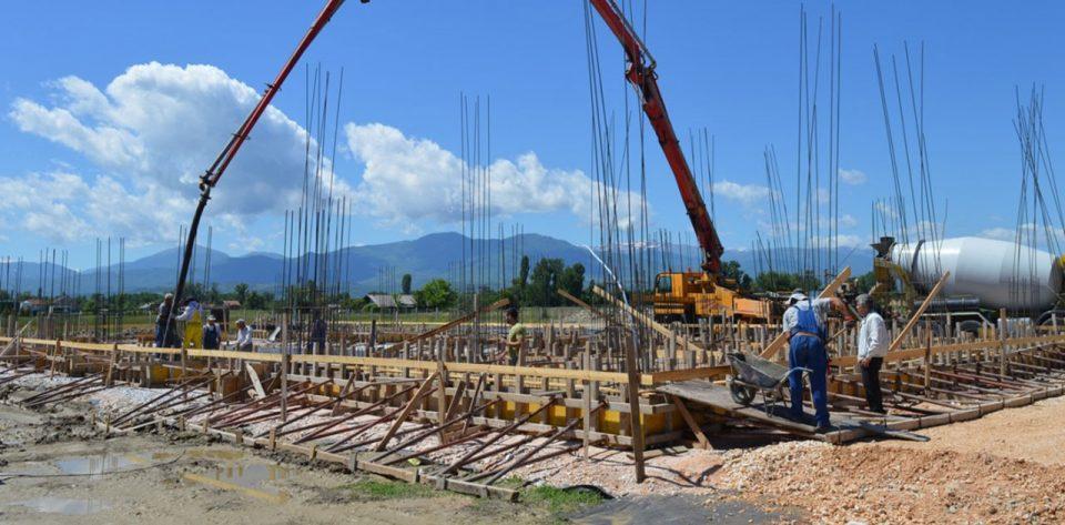 Камен темелник на нова инвестиција во Марино-Кадино за ПВЦ столарија
