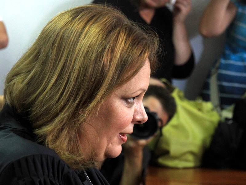 """Јанева утре во обвинителство ќе дава исказ за случајот """"Рекет"""""""