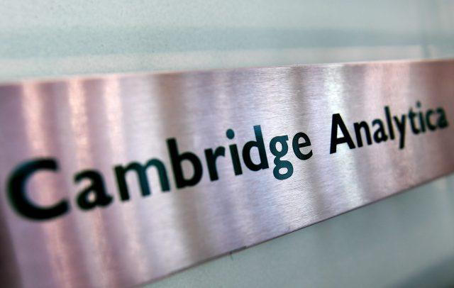 Министерство за правда на САД и ФБИ ја испитуваат компанијата Кембриџ аналитика