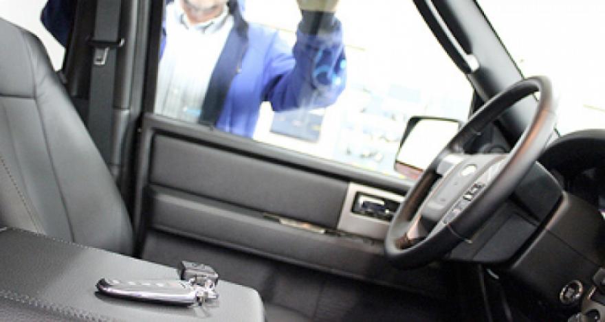 Украдиле автомобил од паркинг во скопска Кисела Вода