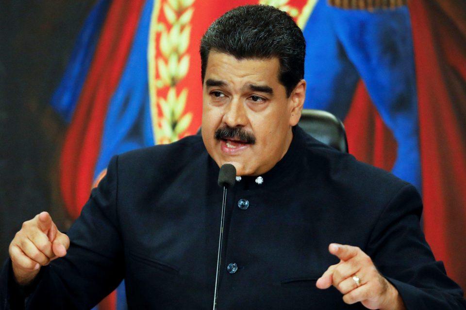 Венецуела во криза, Мадуро ја почнува најголемата воена вежба