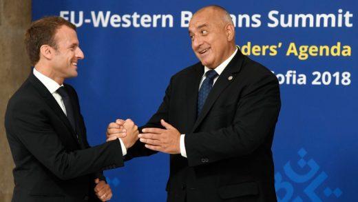 Макрон: ЕУ да не брза со проширувањето – приоритет се внатрешните реформи