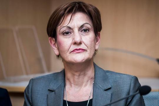 Хрватската министерка за економија Мартина Далиќ поднесе оставка