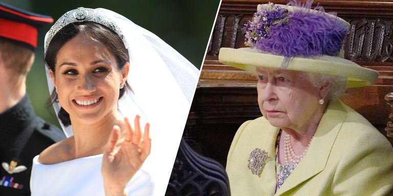 (ФОТО) Кралицата Елизабета скромно и го честита роденденот на Меган Маркл