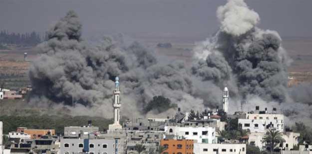Израел: Воздушни удари врз екстремисти во Појасат Газа
