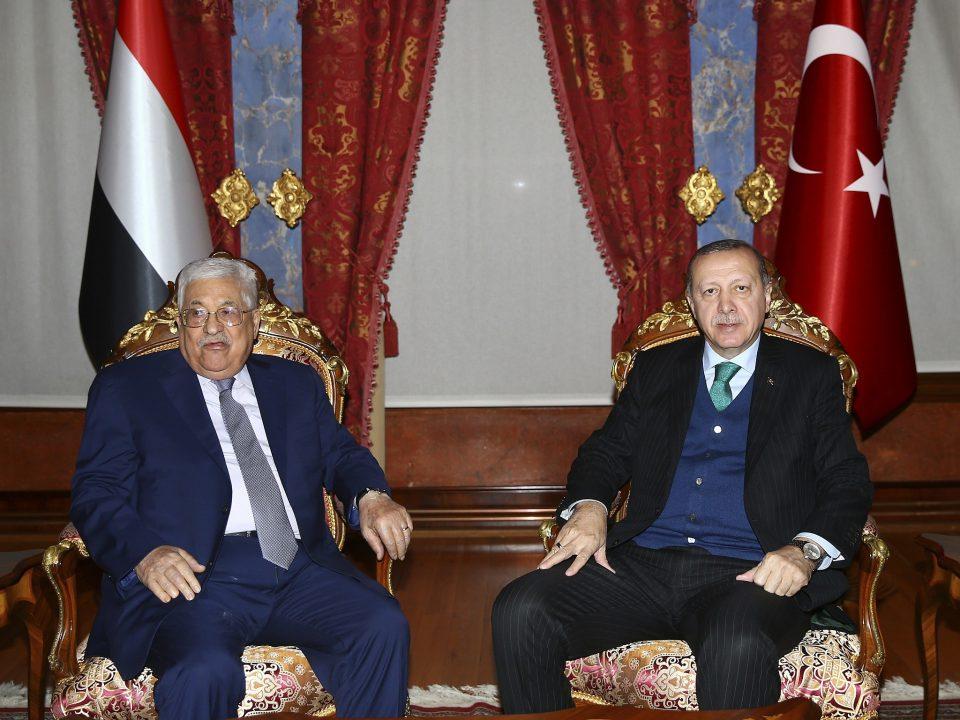 Турција ќе и помогне на Палестина да го тужи Израел во Меѓународниот кривичен суд