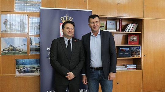 Македонија и Србија ќе работат на унапредување на пензиското и инвалидското осигурување