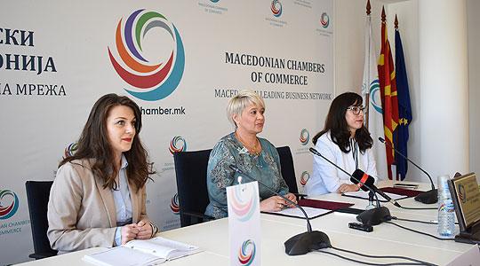 ССК побара повеќе жени на раководни позиции и намалување на јазот во платите