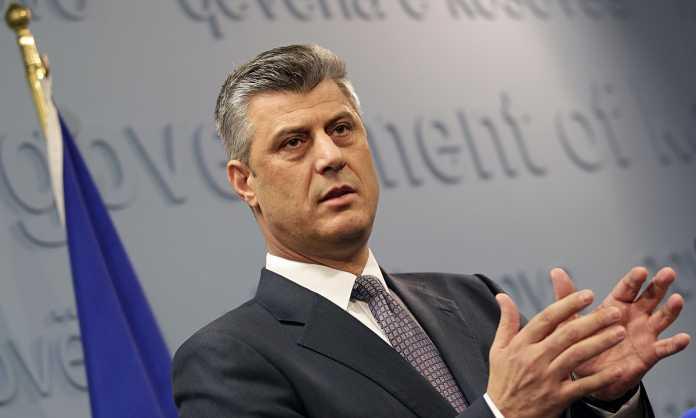 Тачи најавува дестабилизација на регионот: Албанија ќе се обедини со Косово, но ќе земе и дел од Србија