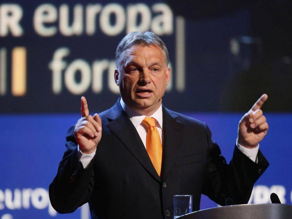 Орбан: Ако Турција ги пушти мигрантите, ќе ја браниме европската граница и со употреба на сила