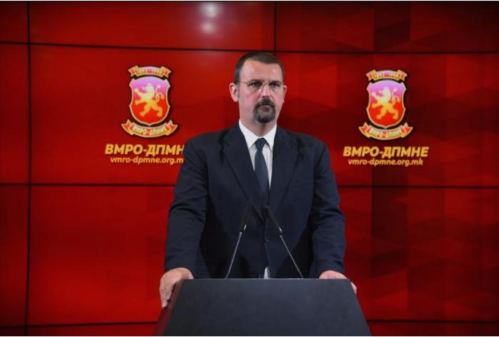 ВМРО – ДПМНЕ : Македонија забрзано се движи кон банкрот