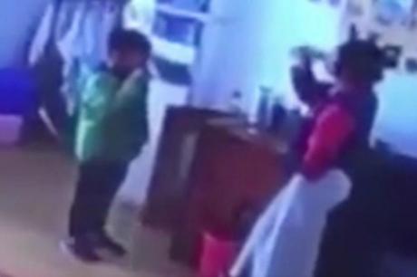 Брутална воспитувачка – децата за казна ги терала да пијат врела вода