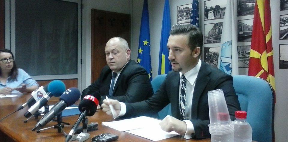 Првиот воз од Македонија за Бугарија ќе тргне во 2023 година