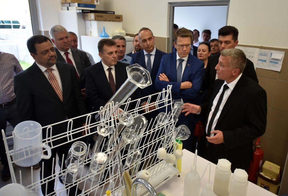 Нова пречистителна станица за третман на отпадни води во Кичево благодарение на средства од ЕУ