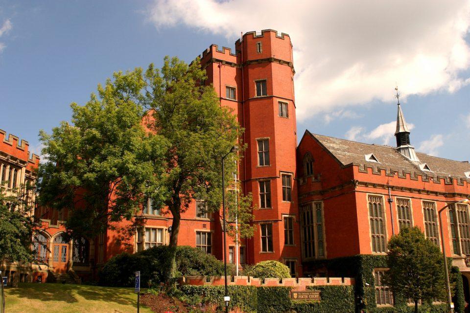 Нова извонредна позиција на Универзитетот Шефилд на светските ранг листи, позициониран повисоко меѓу првите 100 во светот