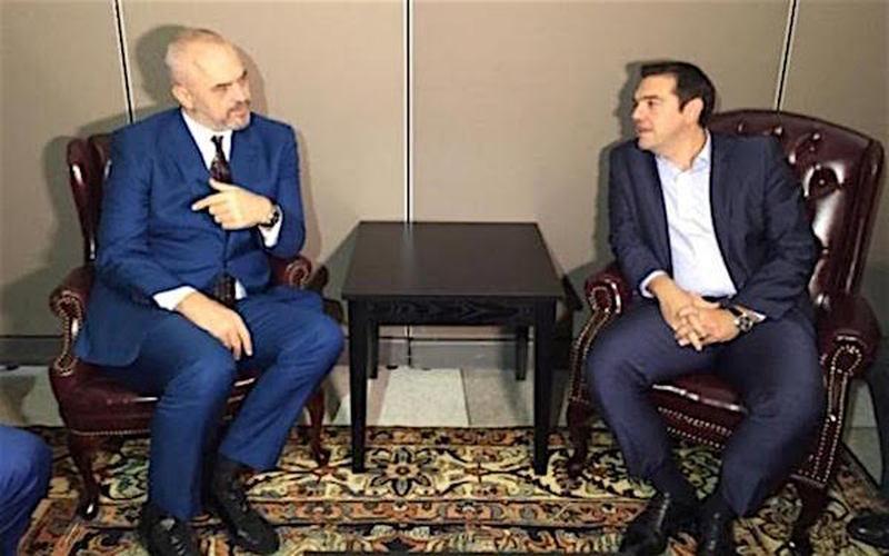 Ципрас потпишува нов договор во четврток, со Еди Рама