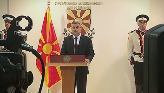 Иванов: Нема сила што ќе го наметне договорот, народот да не се плаши