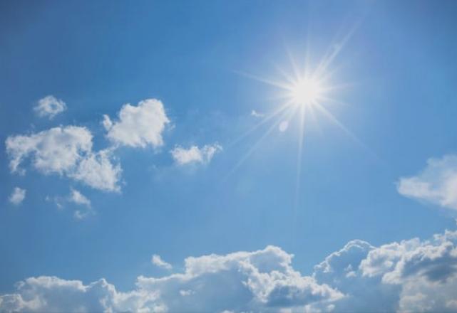 Времето денеска топло со температури до 36 степени