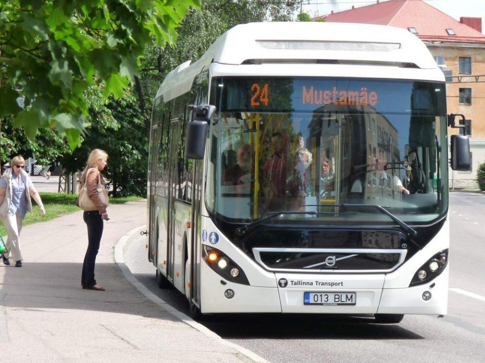 Естонија започнува со бесплатен автобуски превоз за да ја зајакне руралната економија