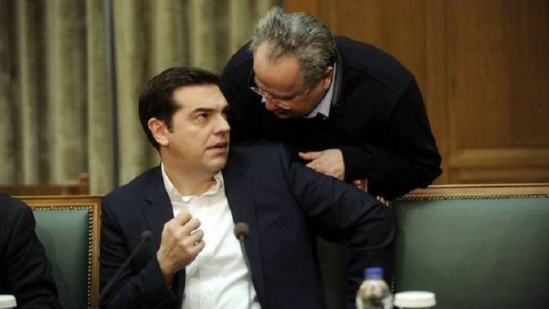 Коѕијас на итна средба со Ципрас