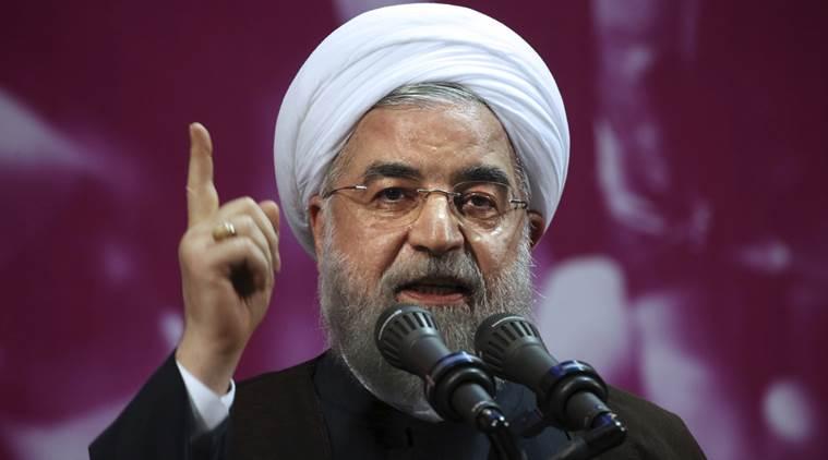 """Рохани се закани: Војна со Иран е """"мајка на сите војни"""""""