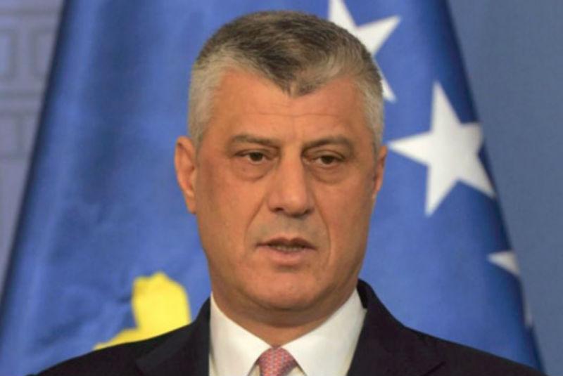 Тачи до Трамп: Косово е подготвено за компромис со Србија