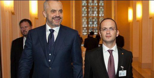 Рама и Бушати го поздравија договорот со Македонија и Грција