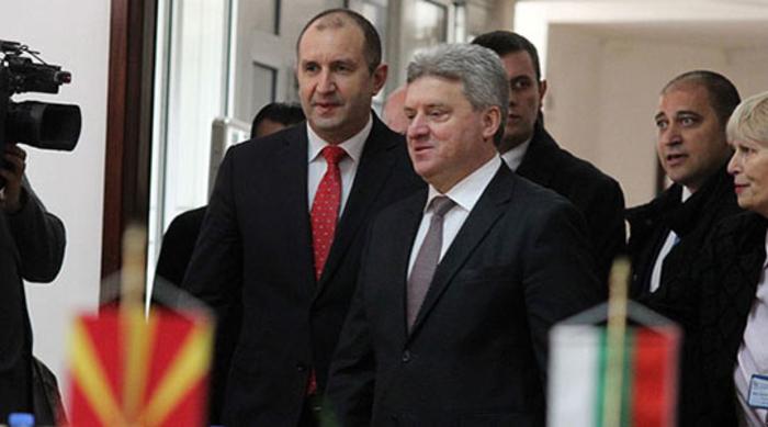 Радев: Бугарија го прифаќа договорот за името меѓу Македонија и Грција
