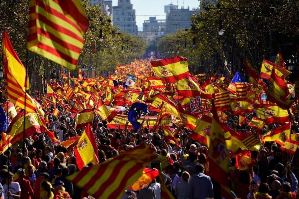 Анкети покажуваат намалување на бројот на приврзаници за независност на Каталонија