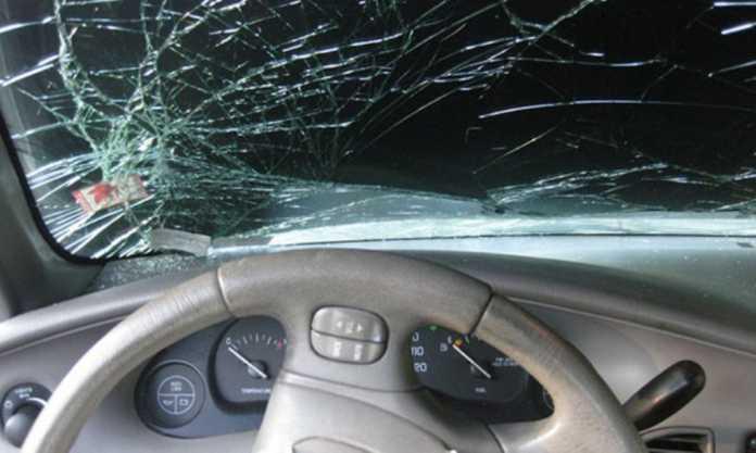 Сообраќајна несреќа на патот Струмица – Ново Село, сообраќајот во прекин