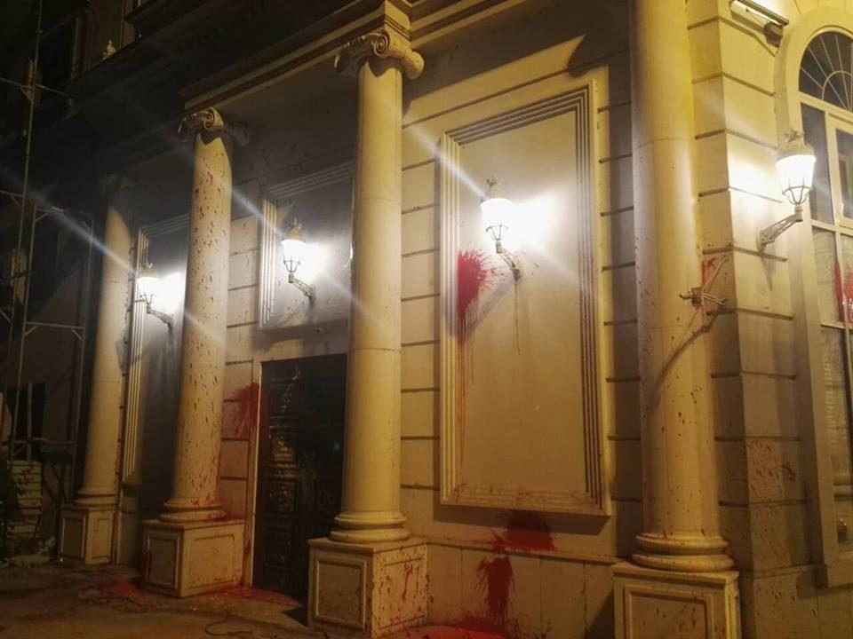 Јанушев: Структури блиски до власта го нападнаа штабот на ВМРО-ДПМНЕ