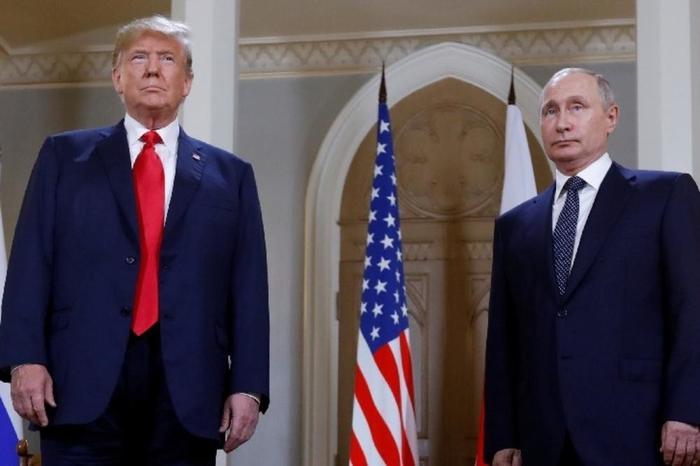 ТРАМП ЗА СЕВЕРЕН ПОТОК 2: Со Меркел разговараме со силни тонови, со Русија ќе се натпреваруваме