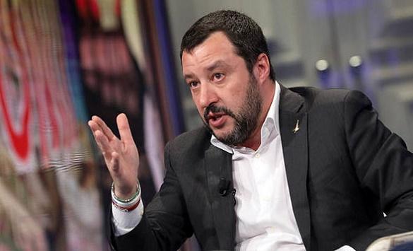 Салвини е подготвен за коалиција со партијата на Берлускони